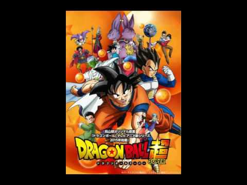 Dragon Ball Super Unbreakable Determination Theme