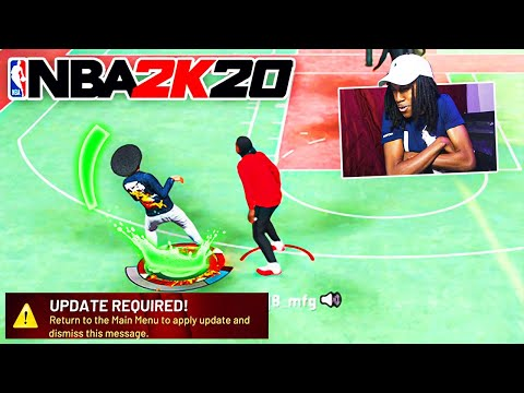 NBA 2k20 AFTER THIS UPDATE IS 10X MORE FUN THAN NBA 2k21!😱 |