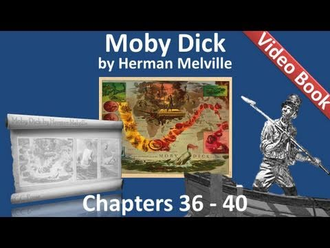Chapter 036-040 - Moby Dick by Herman Melville