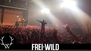 Frei.Wild - Fans gegen PA - Rivalen & Rebellen Tour Lautstärkeranking