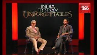 Exclusive : Naseeruddin Shah & Irfan Khan In Conversation | India Today Unforgettable | Full Episode