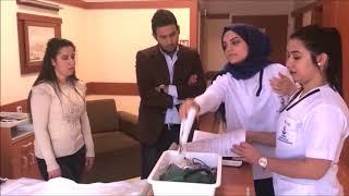 Hidrosefali Sanko üniversitesi Hemşirelik 2017-2018 3. Sınıf