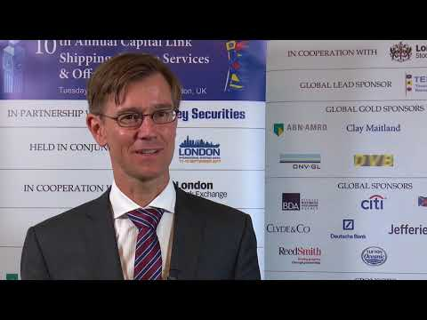 2017 10th Annual Shipping, Marine Services & Offshore Forum-Axel Siepmann Interview