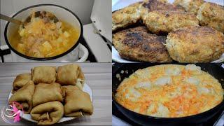 Простые рецепты на каждый день.Как вкусно и недорого приготовить для семьи.