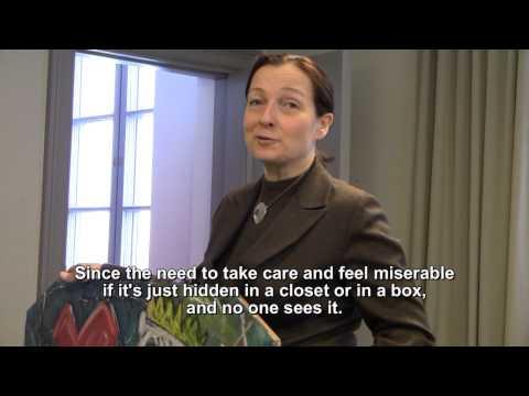 Reima Lihavaisen taidelahjoitus - Reima Lihavainen's art donation
