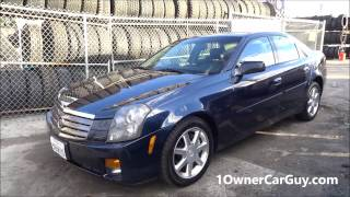 2004 Cadillac CTS  Sedan Exterior Video Review