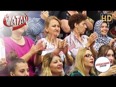 GİZEM KARA SHOW VATAN TV - GİZEM KARA YORUMUYLA GELMEZSEN GELME