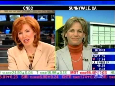 Yahoo! Earnings interview - CNBC Q4'04
