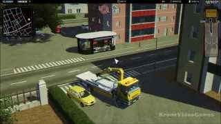 Towtruck Simulator 2015 Gameplay (PC HD)