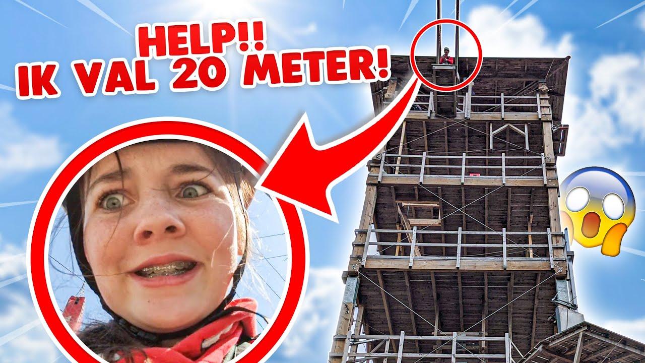 HELP! IK VAL VAN 20 METER HOOG - Bibi