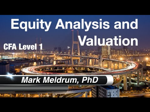 11.  CFA Level 1 Equity Analysis - Security Market Indices - LO1 and LO2 Part 1