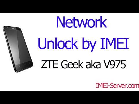 ZTE Geek V975 Firmware Videos - Waoweo