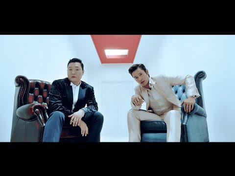Lirik lagu Psy - I LUV IT english romaniation hangul