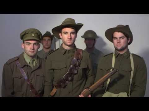 Luke O'Shea - Three Brothers (The Great War)