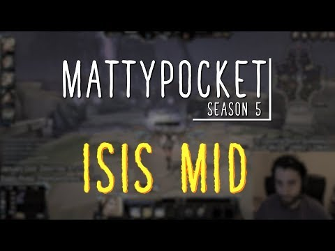MattyPocket | Isis Mid | LET'S FLAP SOME WINGS