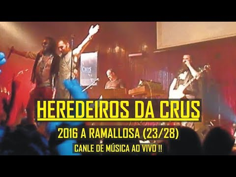 🎸🔥 Heredeiros Da Crus - 23/28 Juventu Tede Coidado Cos Paus Da Lus - Ramallosa
