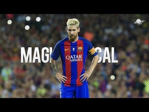 Lionel Messi ● Ultimate Messiah Skills 2017