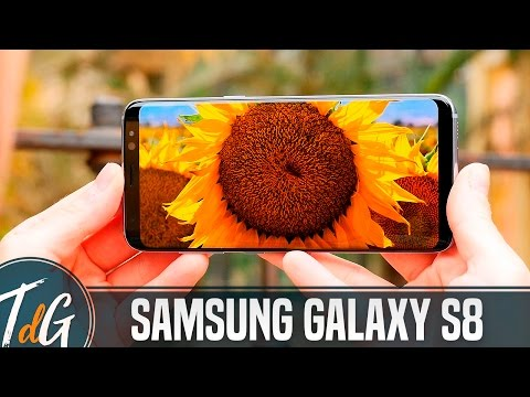 Samsung Galaxy S8, review en español