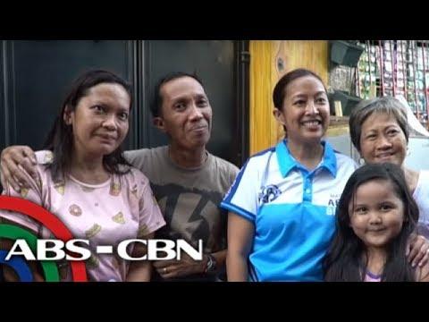 Makati City mayoral bet Abby Binay | ANC