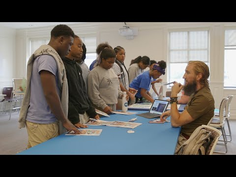 College and Career Day at Kuumba Academy Charter School