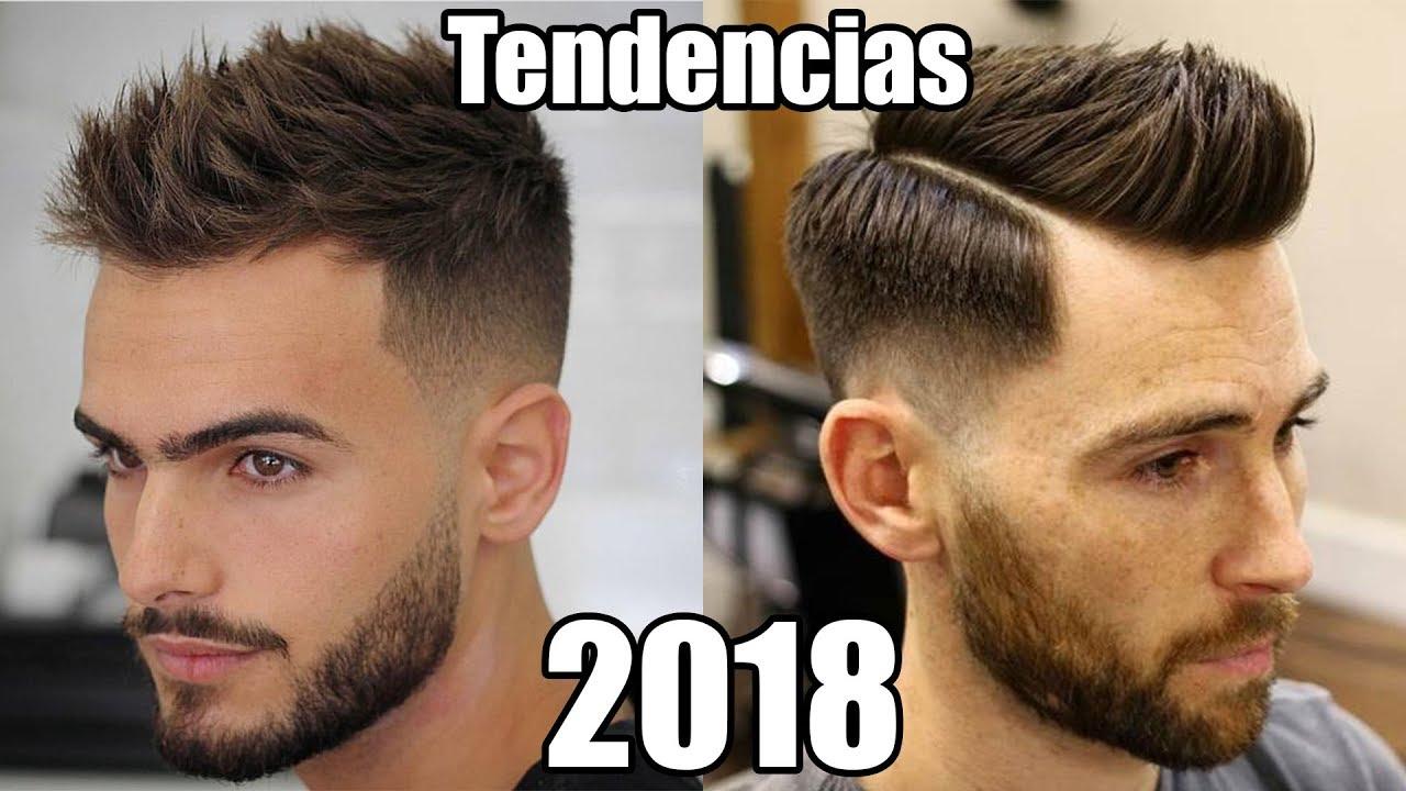 Como Peinarse Pelo Corto Hombre 2018 Peinados De Moda Youtube