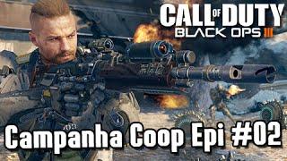 Call of Duty Black Ops 3 CAMPANHA COOP: MISSÃO 02 - TREINAMENTO DE REDE NEURAL