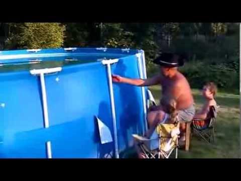 Comment vider une piscine youtube - Comment vider une piscine ...