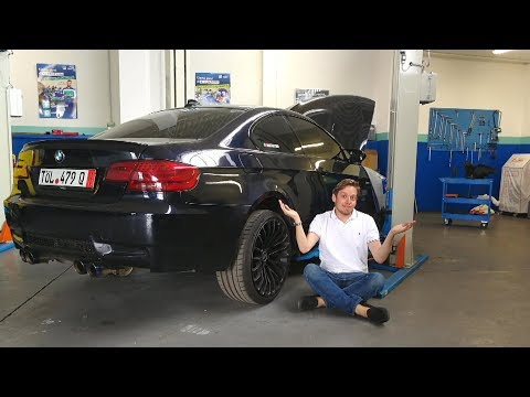 My BMW M3 Broke Down [Sub ENG]