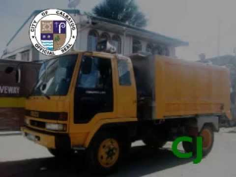 Garbage Truck - Calbayog City Solid Waste Management