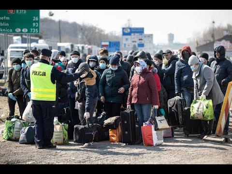 Закрытая граница Польша - Украина с 28 марта 2020. Как попасть в Украину?