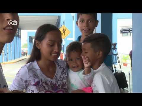 Perú: duros controles a la migración venezolana