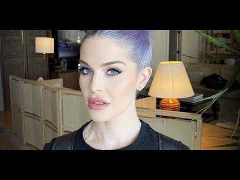 Kelly Osbourne Denies Getting Plastic Surgery: 'Let's Squash These ...