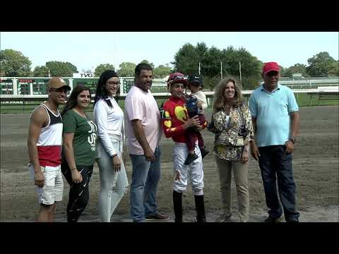 video thumbnail for MONMOUTH PARK 9-8-19 RACE 3 – THE DECATHLON STAKES