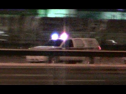 Dubai Police Special Rescue Unit responding
