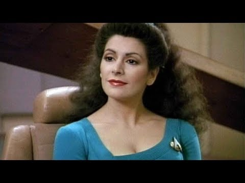 What Really Happened To This Star Trek Actress