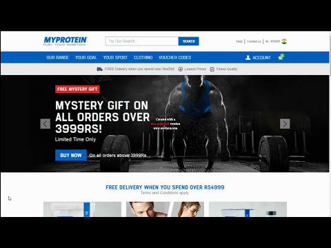 Beware From Buying MyProtein Or Other International Supplement Brands Report