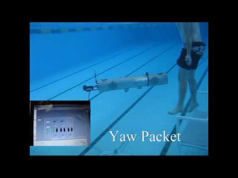 CUBOAT Underwater Communication with explanations