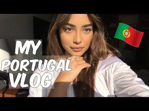 Portugal Vlog (Lisbon) | 2017 | Tashfia Mahmud
