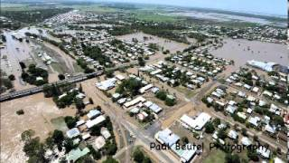 Bundaberg Floods 2013 - Mark Lavender - Waiting For The Water To Come Down -