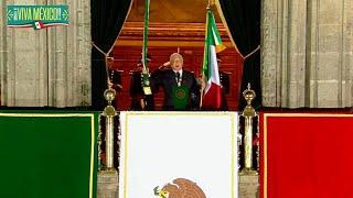 Ceremonia del Grito de Independencia 2021 (Completa)