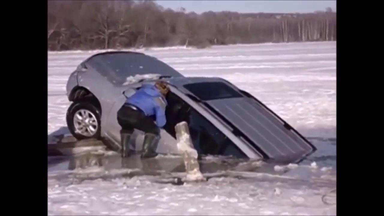 Шок! Как топят джипы на льду! Рыбалка на миллион! How stoked jeeps on the ice! Fishing in a million!