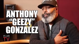 "Anthony ""Geezy"" Gonzalez on Pharrell & Pusha T Paying for Lawyer After His Drug Arrest (Part 8)"