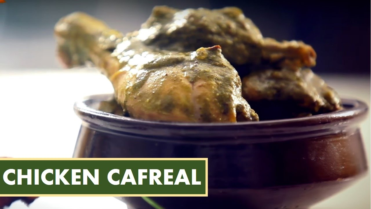 Chicken cafreal recipe how to make chicken cafreal popular goan chicken cafreal recipe how to make chicken cafreal popular goan chicken recipe by roopa india food network forumfinder Image collections