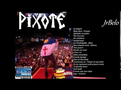 cd completo do grupo pixote 2013