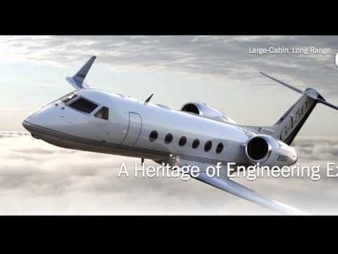 Private Jet charity video