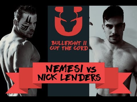 Singles Match - Nemesi vs Nick Lenders (Commento Italiano)