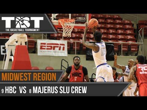 2017 TBT Midwest Region Recap - #9 HBC vs. #8 Majerus SLU Crew