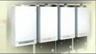 видео Конденсационные газовые котлы Viessmann в Москве