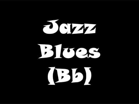 ♫ Jazz Blues Backing Track in Bb Major ♫