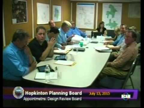 Planning Board 07/13/2015
